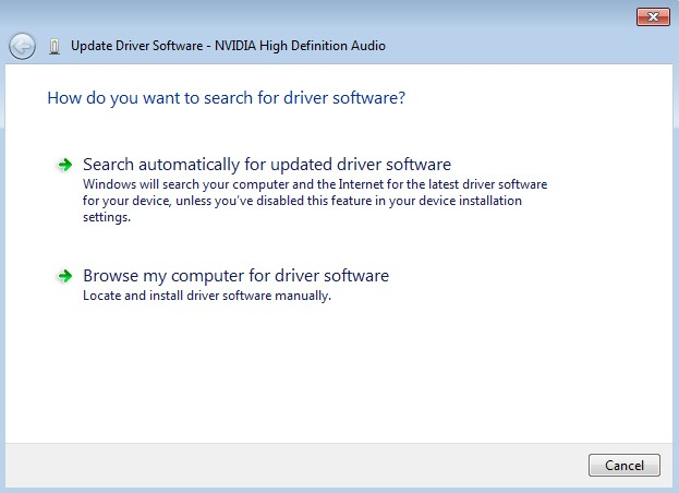 Fix Realtek High Definition Audio Driver Issue – Earth's Lab