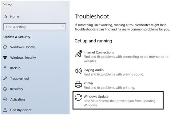 Error 0x8024a112 Unable to Restart Computer after Windows Update