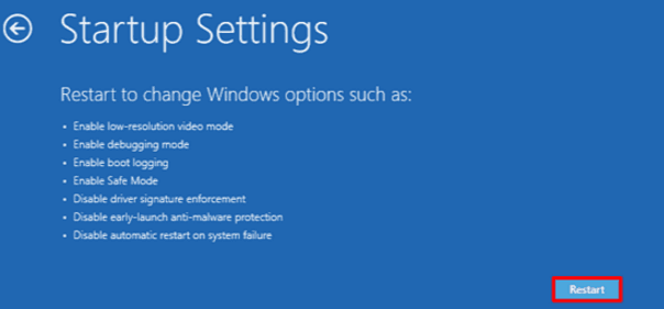 Fix Attempted_Write_to_Readonly_Memory BSOD error – Earth's Lab