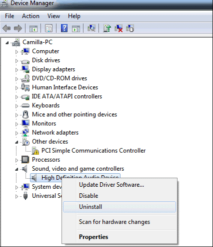 How To Fix Pci Simple Communications Controller